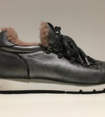 VOILE BLANCHE kožna patika cipela Br 37