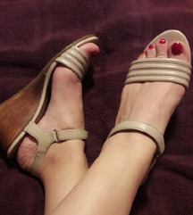 Via Uno Brazil sandale na platformu NOVE