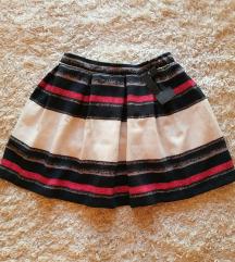 Zara zenska suknjica sa etiketom(nije fiksna)