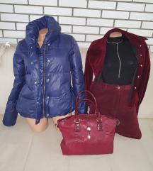 Spcph perjana jakna+bordo komplet M