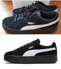 Puma soft foam+ vikky stacked patike