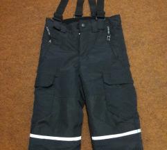Odlične Kappahl podesive ski pantalone 98 3