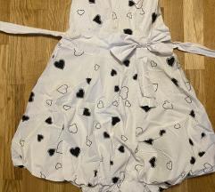 Bela haljina za devojcice