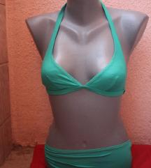 Vintage bikini 03 - zeleno