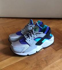 Nike air huarache run 'grape'