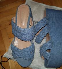Twin set papuce ORIGINAL- kao nove