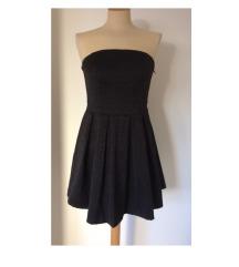 NAF NAF crna haljina - NOVO