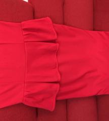RASPRODAJA! Prelepa crvena sexy haljina!