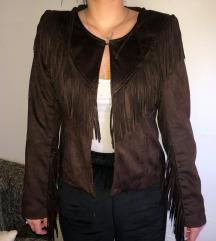 moderna jakna sa resama