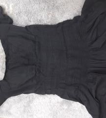 Zara haljina puf rukav za prelaz