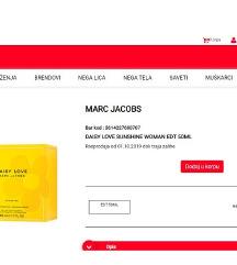 original Marc Jacobs Daisy Love Sunshine