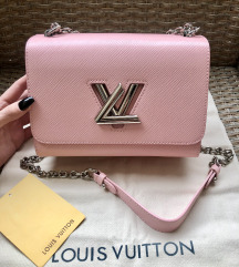 Louis Vuitton Twist torba 1:1 koža