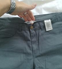 Tamno sive pantalone! Novo! H&M