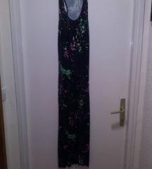 Pamučna sarena haljina -/10%