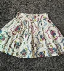 H&M letnja suknjica
