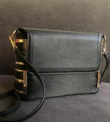 Crna kožna torba - Novo