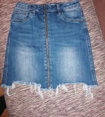 Re-dress suknja