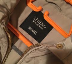 Legend jaknica XS veličina