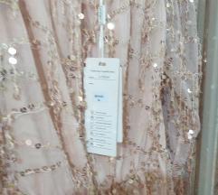 Zlatni kombinezon ili haljina