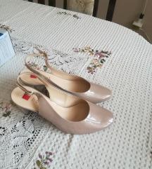 HOGL nude sandalete