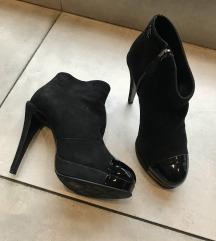 Chanel kratke čizme