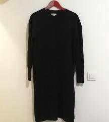 H&M dugački džemper tunika sa prorezima