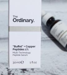"""The Ordinary """"Buffet"""" + Copper Peptides 1% NOVO"""