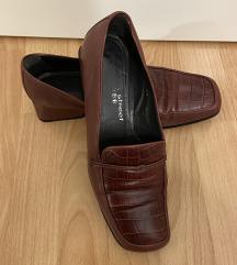 MUBB kozne cipele - bordo