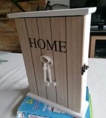 Kutija za odlaganje ključeva