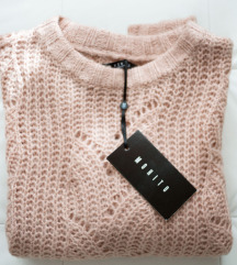 MOHITO dusty pink džemper