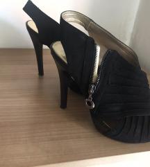 Cipele na stiklu od velura, Alter br 39
