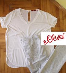 s. Oliver crop-top majica kao NOVA