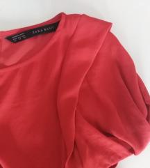 Zara crvena xs