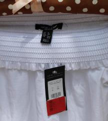 NOVA New Look bela bluza sa etiketom