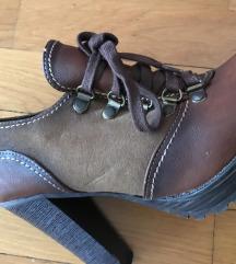 Polu duboke  trendi cipele