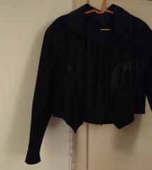 Italijanska kožna jakna - Indian Style