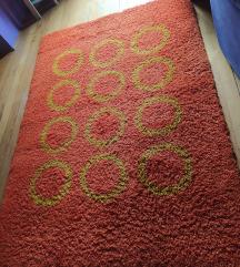 Tepih čupav 230x160,odličan,kvalitetan