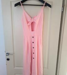 Preslatka roze haljina