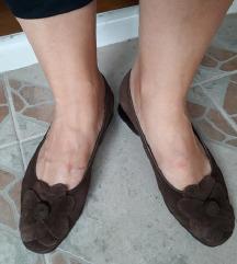 JANNY BY ARA braon kozne cipele